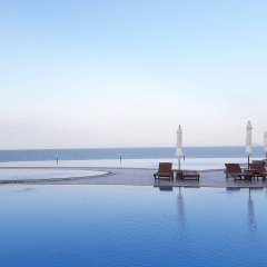 Отель Golden Peak Resort & Spa Камрань бассейн