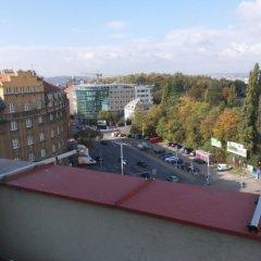 Novum Hotel Vitkov балкон