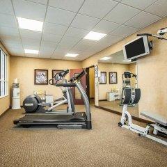 Отель Comfort Inn And Suites McMinnville фитнесс-зал
