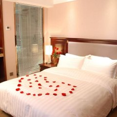 Success Hotel - Xiamen Сямынь комната для гостей фото 4