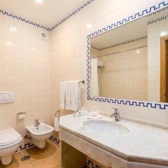 Отель Dunamar ванная фото 2