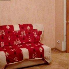 Апартаменты LUXKV Apartment on Slavyansky Bulvar комната для гостей фото 4