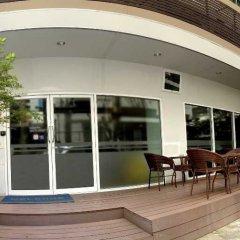 Отель Nantra Silom гостиничный бар
