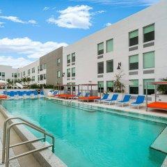 Отель Aloft Delray Beach США, Делри-Бич - отзывы, цены и фото номеров - забронировать отель Aloft Delray Beach онлайн бассейн фото 2