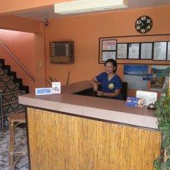Отель Alamo Bay Inn Филиппины, остров Боракай - отзывы, цены и фото номеров - забронировать отель Alamo Bay Inn онлайн интерьер отеля фото 3