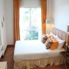 The Mark Hotel Бангкок комната для гостей