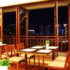 Sanya Guesthouse International Hotel балкон