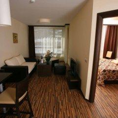 Отель Perun Lodge Банско комната для гостей фото 5