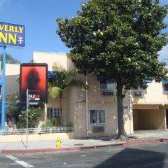 Отель Beverly Inn США, Лос-Анджелес - отзывы, цены и фото номеров - забронировать отель Beverly Inn онлайн парковка
