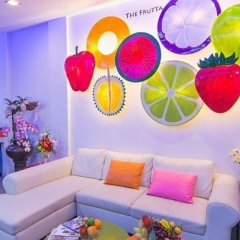 Отель The Frutta Boutique Patong Beach спа фото 2