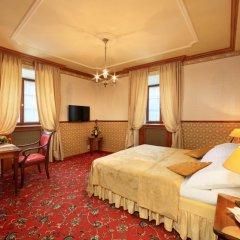 Отель Chateau St. Havel - wellness Hotel Чехия, Прага - отзывы, цены и фото номеров - забронировать отель Chateau St. Havel - wellness Hotel онлайн комната для гостей фото 4
