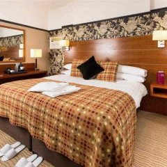 Mercure Manchester Piccadilly Hotel комната для гостей