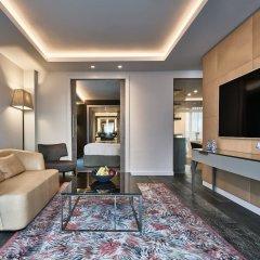 Отель Hyatt Regency Amsterdam комната для гостей фото 18