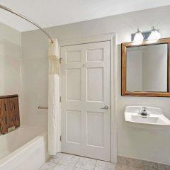 Отель Days Inn Ridgefield ванная