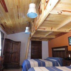 Hotel Ecológico Temazcal комната для гостей фото 3