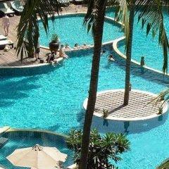 Отель Pattawia Resort & Spa с домашними животными
