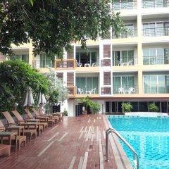 Отель August Suites Pattaya Паттайя бассейн фото 6