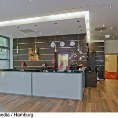 Отель Best Western Amedia Hamburg интерьер отеля фото 2