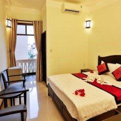Отель Cam Chau Homestay комната для гостей