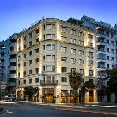 Отель Sercotel Amister Art Hotel Испания, Барселона - 12 отзывов об отеле, цены и фото номеров - забронировать отель Sercotel Amister Art Hotel онлайн вид на фасад