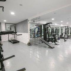 Отель Acroterra Rosa фитнесс-зал фото 2