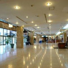 Отель Capital Itaewon Сеул интерьер отеля