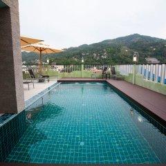 Sea Cono Boutique Hotel бассейн