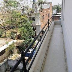 Отель Suramma Непал, Лумбини - отзывы, цены и фото номеров - забронировать отель Suramma онлайн балкон