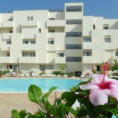 Отель Santa Eulalia Hotel Apartamento & Spa Португалия, Албуфейра - отзывы, цены и фото номеров - забронировать отель Santa Eulalia Hotel Apartamento & Spa онлайн бассейн фото 3