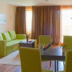 Отель St. George Ski & Holiday комната для гостей
