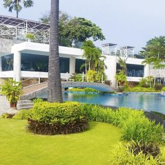 Отель The Palm Wongamat Beach Pattaya Паттайя