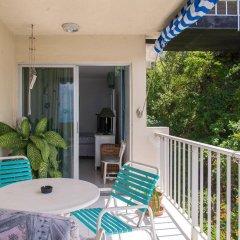 Отель Sky View Beach Studio - Montego Bay Club Ямайка, Монтего-Бей - отзывы, цены и фото номеров - забронировать отель Sky View Beach Studio - Montego Bay Club онлайн балкон