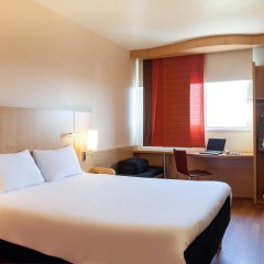 Отель ibis Barcelona Aeropuerto Viladecans комната для гостей фото 3