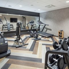 Hotel Aquarion фитнесс-зал фото 3
