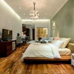 Апартаменты New Gate Apartment комната для гостей фото 3