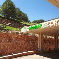Отель Ararat Resort городской автобус