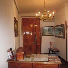 Отель Hostal Galaico