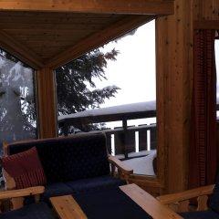 Отель Kvitfjell Alpinhytter балкон