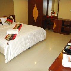 Отель Riski Residence Charoen Krung удобства в номере