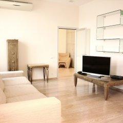 Апартаменты Intermark Expo Apartments комната для гостей фото 5
