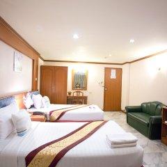 Chaipat Hotel комната для гостей фото 4