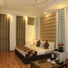 Отель Sita International Индия, Нью-Дели - отзывы, цены и фото номеров - забронировать отель Sita International онлайн комната для гостей фото 2
