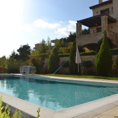 Отель Villa Marina-Luxury Villa with Private Pool бассейн фото 3