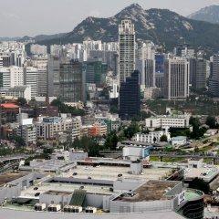 Отель Four Points By Sheraton Seoul, Namsan городской автобус