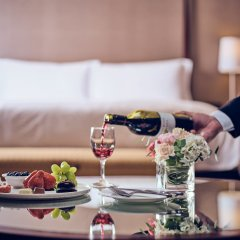 Отель Grand Intercontinental Seoul Parnas в номере фото 2