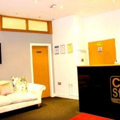 Апартаменты City Stop Manchester Apartments сейф в номере