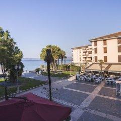Hotel Sirmione пляж