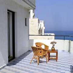 Отель Irini балкон