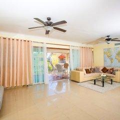 Отель Punta Cana Penthouse Доминикана, Пунта Кана - отзывы, цены и фото номеров - забронировать отель Punta Cana Penthouse онлайн комната для гостей фото 4