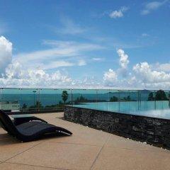 Отель Tribe Hotel Pattaya Таиланд, Чонбури - отзывы, цены и фото номеров - забронировать отель Tribe Hotel Pattaya онлайн бассейн фото 2